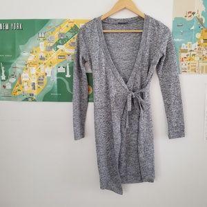 shein • wrap dress • J019